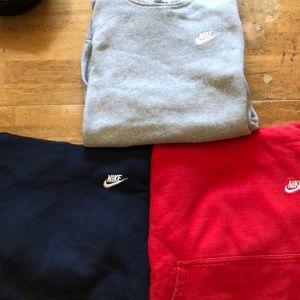 Men's Nike Hoodie Sweatshirts- size small